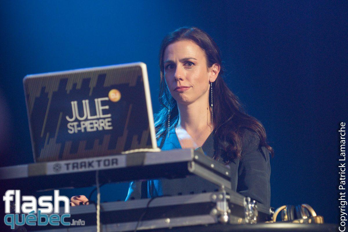 DJ Julie St-Pierre