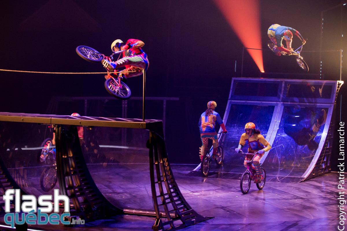 Volta - Cirque du Soleil