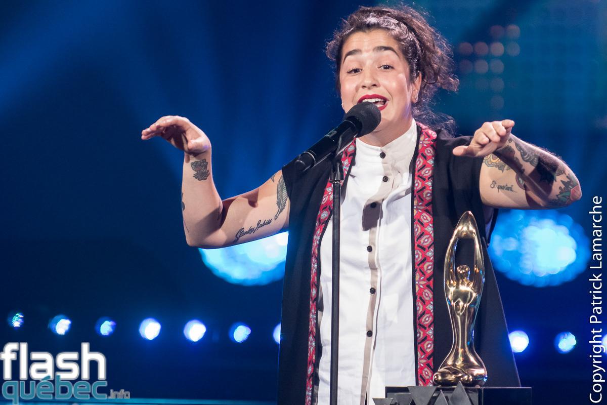 Mariana Mazza - Spectacle de l'année – Humour - Femme ta gueule