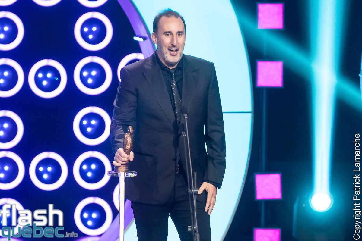 Martin Petit SÉRIE TÉLÉ HUMORISTIQUE DE L'ANNÉE - LES PÊCHEURS – SAISON 5 - Juste pour rire TV